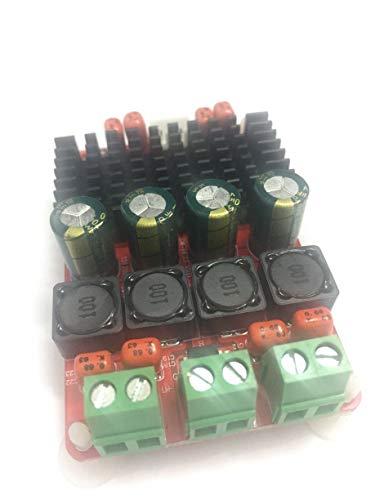 TPA3116 Dual Channel 50W * 2 digitale vermogensversterker Platine PBTL 100W Mono High Performance versterker Modulaire Plate