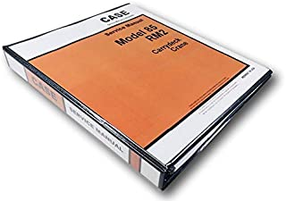 Case Drott 85Rm2 Carrydeck Crane Service Repair Manual Shop Book Overhaul