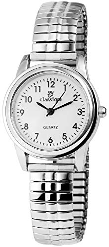 Classique Damen-Uhr Zugarmband Metall Analog Quarz 1700019-001