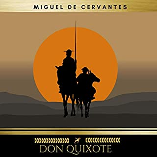 Don Quixote 1                   By:                                                                                                                                 Miguel De Cervantes                               Narrated by:                                                                                                                                 Josh Smith                      Length: 18 hrs and 30 mins     10 ratings     Overall 3.0