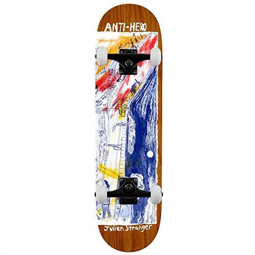 Anti Hero Stranger Sf Then And Now - Skateboard completo Multi 21,3 cm