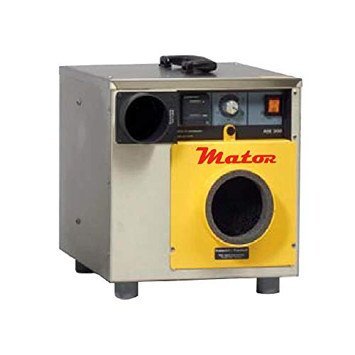 MATOR - Deshumidificadores de Aire por Rotor Desecante - Adsorción - Ase 300-25,7 L/Día
