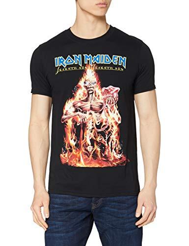 T-Shirt # S Black Unisex # Seventh Son