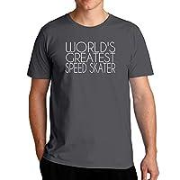 Eddany World's greatest Speed Skater 2 - Tシャツ
