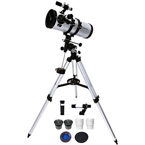 Seben Big Boss 1400-150 EQ3 Telescopio riflettore