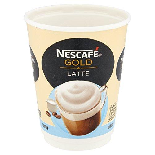 NESCAFÉ &GO Gold Instant Latte Cups, 5 Sleeves a 8 (insgesamt 40 Tassen)