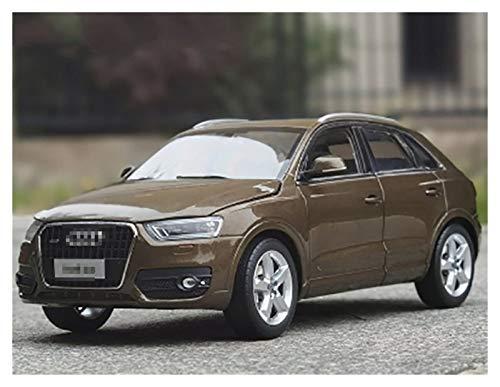 OutdoorKing Modell Druckguss Fahrzeug Für Audi Für Q3-Modell 1:18 Für Volkswagen Für Audi Q3...