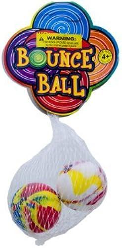 Bulk Buys Super Bounce Balls (Set of 72) by bulk buys
