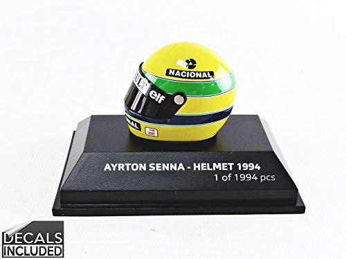 Minichamps Ayrton Senna Helm 1994 Maßstab 1:8