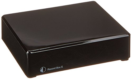 Pro-Ject Record Box E, Phonovorverstärker mit A/D Wandler und USB-Anschluss, Schwarz