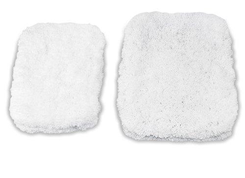 Petzoldts Premium Microfaser Waschtuch Set - zwei Tücher Gr. S und M zur perfekten Fahrzeugwäsche; ähnlich wie Waschhandschuh