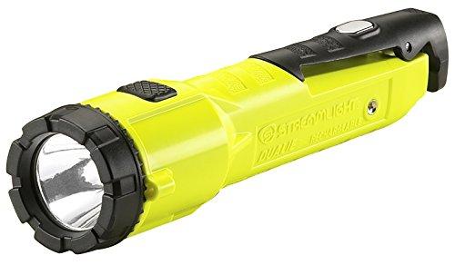 Streamlight 68797 Dualie - Caja Imán Recargable, 230 V AC, Color Amarillo