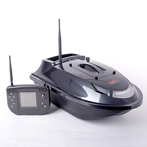CARP DESIGN Bateau Amorceur Carpe Wave S, Batterie Lithium,...