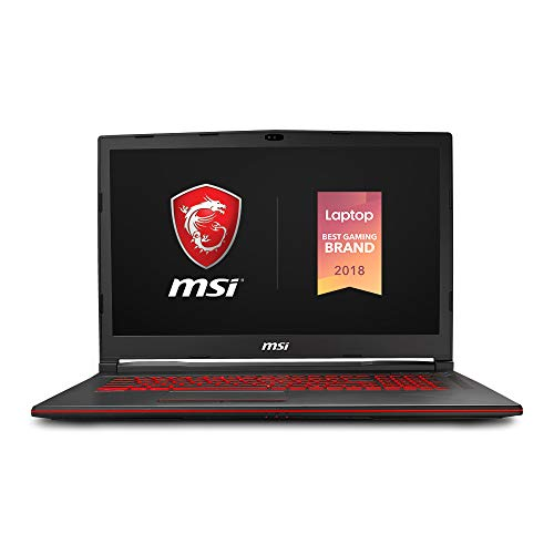 MSI GL73 8SE-028 17.3' Performance...