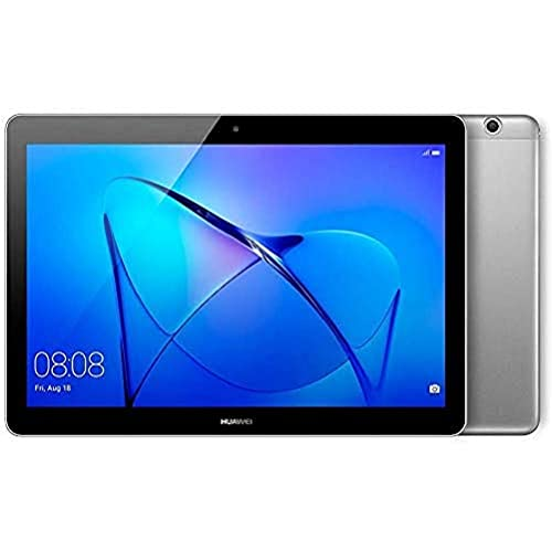 """HUAWEI MediaPad T3 10 Wi-Fi Tablette Tactile 9.6"""" (32Go, 2Go de RAM, EMUI 5.1 Based on Android 7.0, Bluetooth), Gris"""