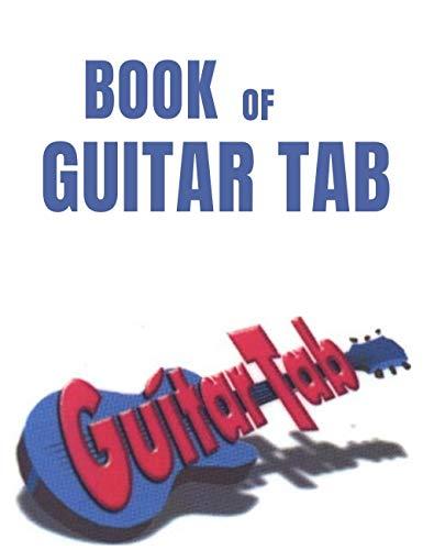 Book Of Guitar Tab : Anthology