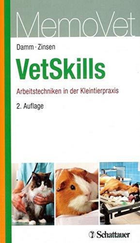 VetSkills: Arbeitstechniken in der Kleintierpraxis (MemoVet)