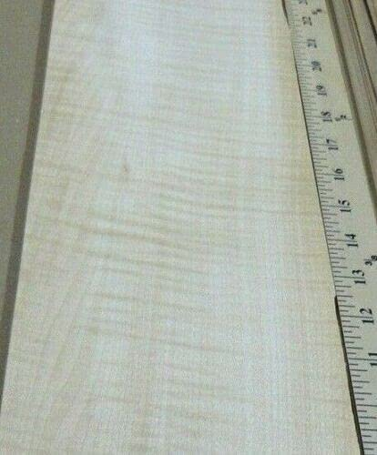 1 Pc of Sycamore English Figured Wood 100