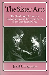The Sister Arts: The Tradition of Literary Pictorialism and English Poetry from Dryden to Gray
