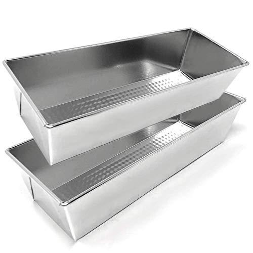 Mayuela - Molde de Horno Plumcake - Aluminio con Recubrimiento Antiadherente - 35 cm