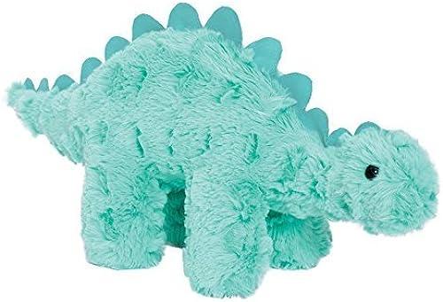 Little Jurassics  Chomp  Soft Dinosaur by Manhattan Toy (Turquoise) by Little Jurassics