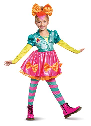 Disguise Neon QT L.O.L. Surprise Deluxe Girls' Costume