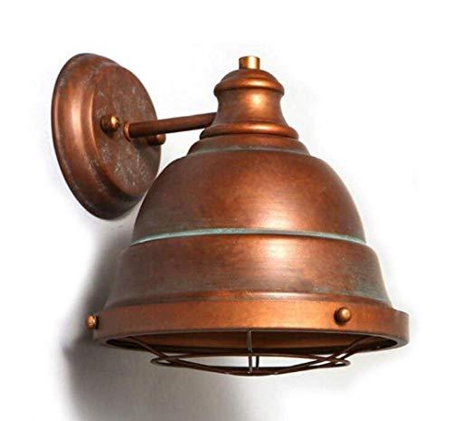 Luz de pared Loft Industrial Style Sconces Vintage Rustic Wandleuchte Metall Wandleuchte Spot Farbgebung Lampenkörper, Kaffee, Licht entdecken