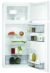 AEG SDB51221AS Ingebouwde koelkast-vriezer combinatie met vriezer top / 147 l koelkast / 44 l vriezer / ingebouwde koelkast (A++) / Flexibele planken / XXL groentelade / H: 122,5 cm*