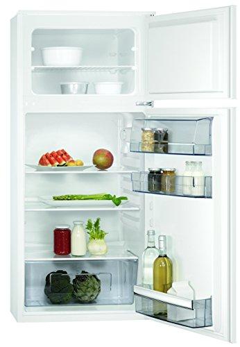 AEG SDB51221AS Einbau Kühl-Gefrier-Kombination mit Gefrierteil oben / 147 l Kühlschrank / 44 l Gefrierschrank / Einbaukühlschrank (A++) / Flexible Ablagen / XXL-Gemüseschublade / H: 122,5 cm