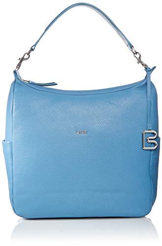 BREE Damen Nola 6 Rucksack, Blau (Provincial Blue), 10x30x32 cm