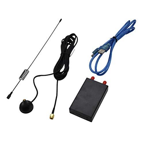 Hemobllo USB-Dongle, 100 kHz, 1,7 GHz, Full Band, UV, HF, RTL-SDR, USB-Tuner, Empfänger, R820t + 8232 Schinkenradio