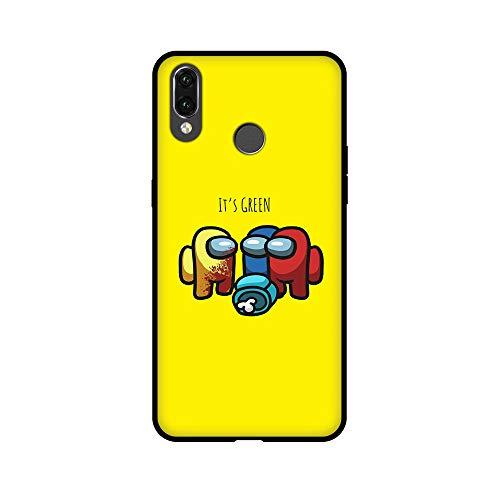 Desconocido Huawei P8 Lite 2017 Funda Carcasa Suave Silicona Case Cover para Huawei P8 Lite 2017 (Series MG5)