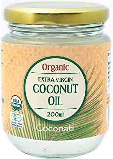 Coconati オーガニック エキストラバージン ココナッツオイル 200ml