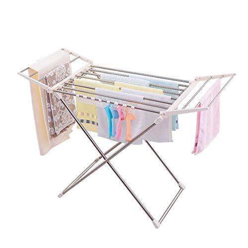 Haushaltswaren Möbel Bekleidungsgeschäft Klappbügel Multifunktionaler Wäscheständer Kleines Fensterbrett-Geländer Schuh-Wäscheständer Faltbarer Wäscheständer für den Außenbereich Kostenlose Install