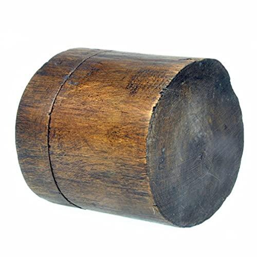 FOMIYES Mini caja de joyería de madera vintage hecha a mano anillos caso caja de madera contenedor de joyería mini almacenamiento caja de madera contenedor de escritorio para joyería