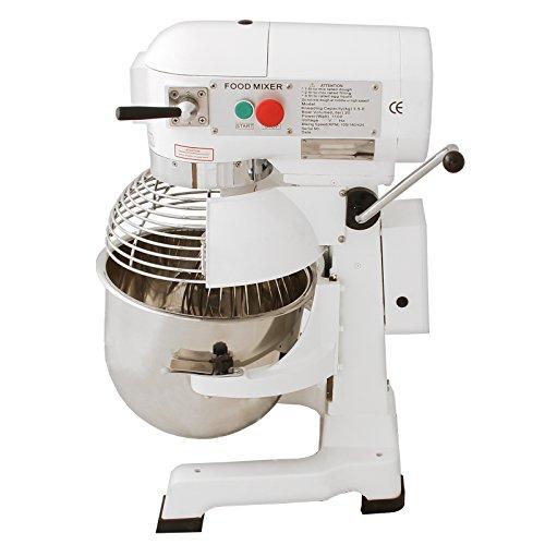 KuKoo Robot Batidora 550W Amasadora Repostería Profesional Robot de Cocina Automática...