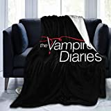 Dishuaosi The Vam-pire Di-Aries Ultra-Soft Micro Fleece Blanket 50'x40'
