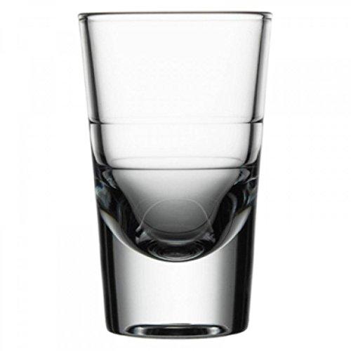 Pasabahce 52763 Grande Wodkaglas 110 cc, 6 Stück