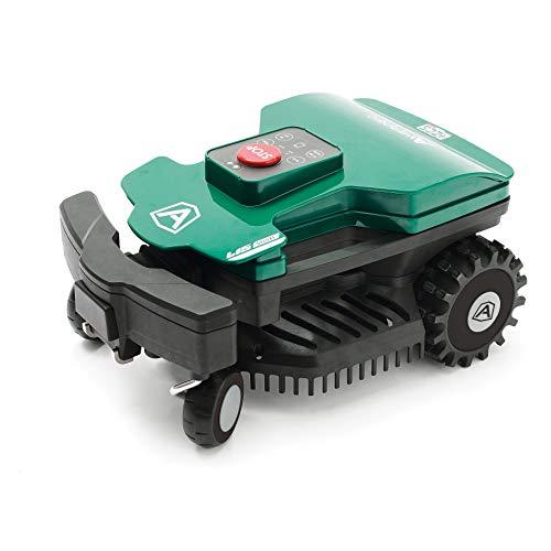 Ambrogio Robot AM015D0FAZ Robot Rasaerba, Verde, fino a 600 m²