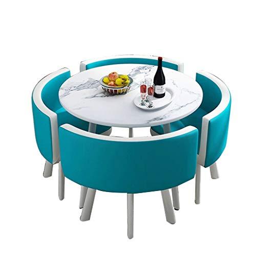 gaohh Konferenztisch und Stuhl Set Hotel-Empfangsraum des Basketballplatz Unterhaltung Freizeitspiel Tea Shop Café Dessert-Shop Bekleidungsgeschäft...