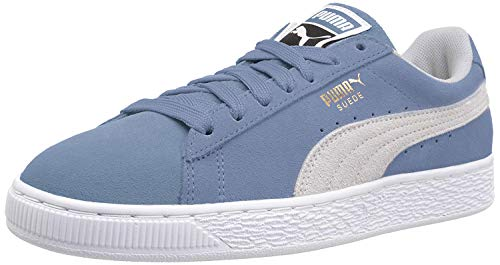 PUMA Suede Classic Sneaker, Infinity White, 14 M US