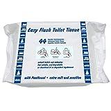 Yachticon Easy Flush Toiletten Tücher - 44 Stück