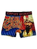 Mens Zoltar Speaks Fortune Teller Novelty Underwear Boxer Briefs Large