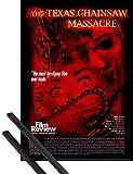 1art1 Das Kettensägen Massaker Poster (89x59 cm) Film