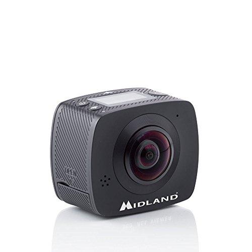 Midland H360 Videocamera, Nero