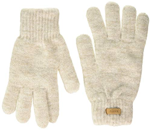 Barts Damen Witzia Gloves Handschuhe, Elfenbein (Cream 0010), One Size (Herstellergröße: Uni)