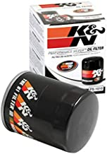 K&N Premium Oil Filter: Designed to Protect your Engine: Compatible with Select ACURA/HONDA/NISSAN/ MITSUBISHI Vehicle Models (See Product Description for Full List of Compatible Vehicles), PS-1010
