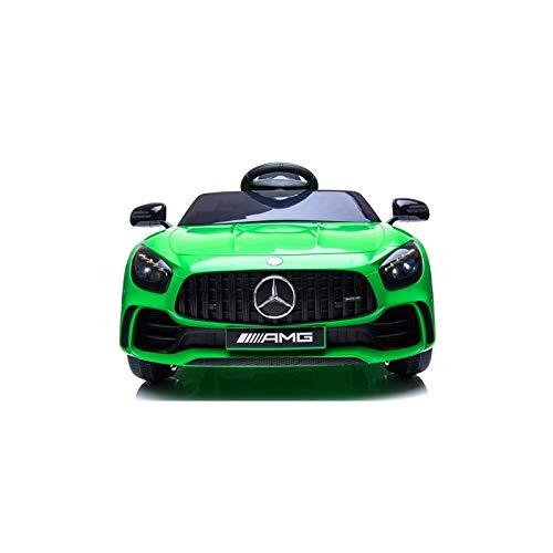 ATAA Mercedes GTR batería 12v - Coche eléctrico para niños con Mando...