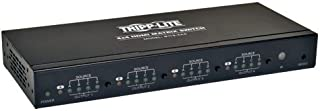 Tripp Lite 4x4 HDMI Matrix Switch for Video and Audio 1920x1200 at 60Hz / 1080p(B119-4X4)