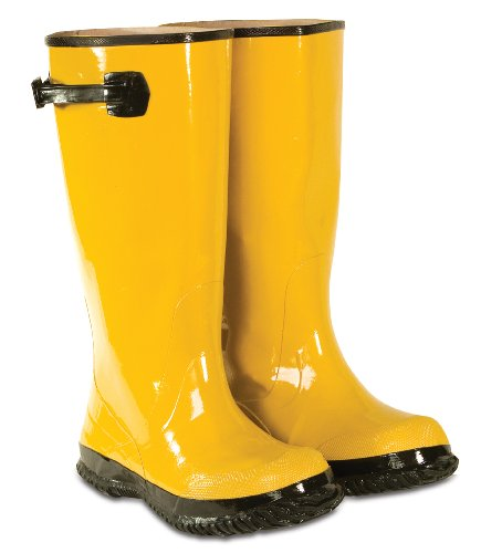 CLC Custom Leathercraft Rain Wear R20011 Yellow Slush Boot, Size 11